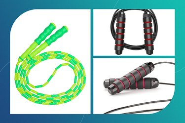 Outdoor jump ropes