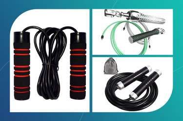 Weighted ropes
