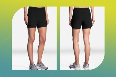 """Brooks Chaser 5"""" 2-In-1 Shorts"""