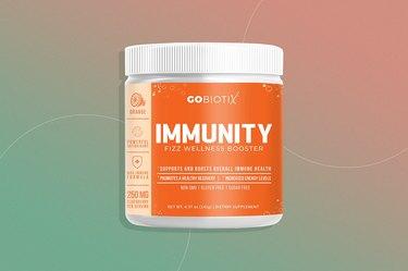 GoBiotix Immunity Fizz Wellness Booster