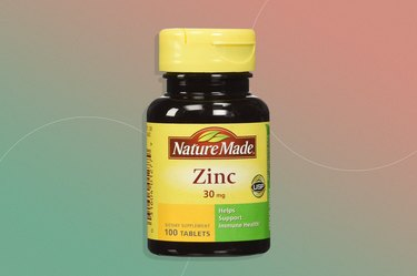 Zinc made by nature