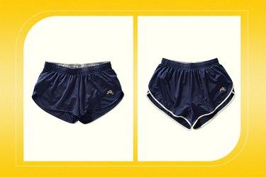 Twilight Split Shorts