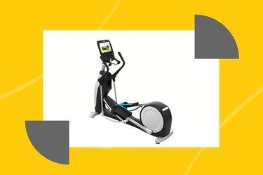 Precor Elliptical Fitness Crosstrainer EFX 885