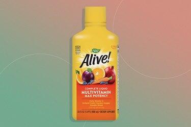 Nature's Way Alive Liquid Multivitamin