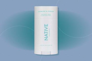 Native Jasmine & Cedar Deodorant