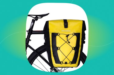 ROCKBROS Bike Pannier Waterproof 27L Large Capacity Bike Bag