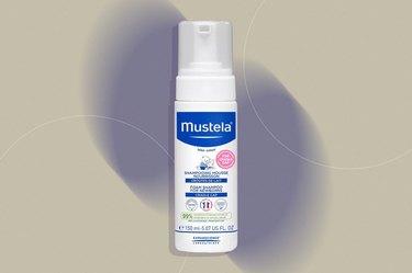Mustela Foam Dandruff Shampoo for kids