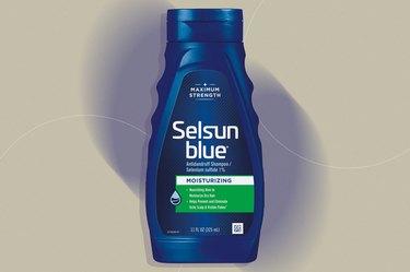 Selsun Blue Moisturizing Antidandruff Shampoo