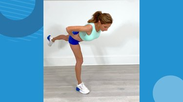 Move 5: Single-Leg Deadlift Hold