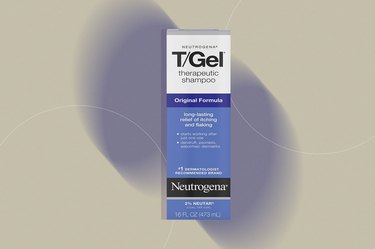 Neutrogena T/Gel Therapeutic Shampoo for dandruff