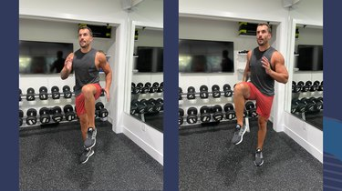 Move 1: High Knees