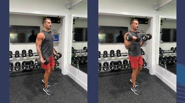 Move 6: Biceps Curl