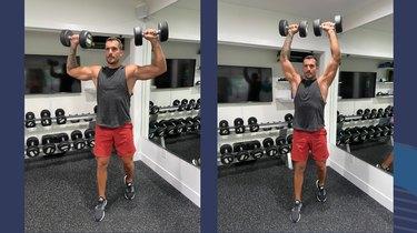 Move 3: Shoulder Press