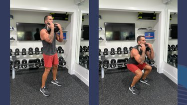 Move 5: Front-Loaded Squat