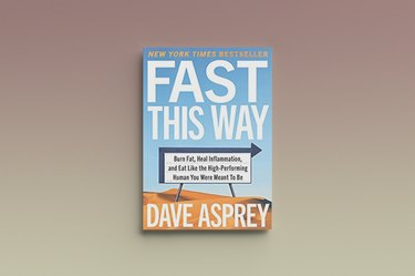 Fast This Way by Dave Asprey against a gray background