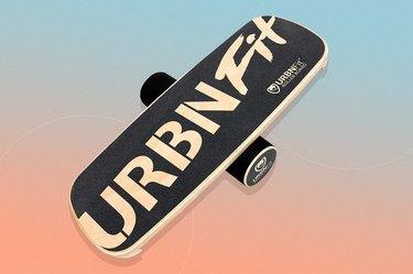 URBNFit Wooden Trainer