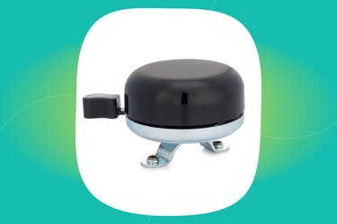 black cycleworks classic beach cruiser bicycle bell