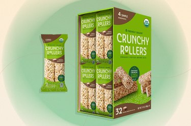 Friendly Gains Crunchy Rice Rollers