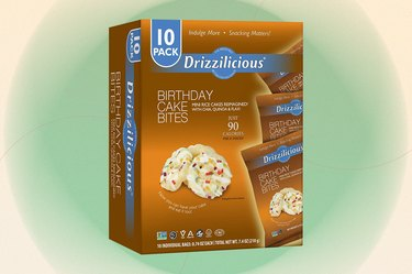 Drizzilicious Mini Rice Cake Snacks