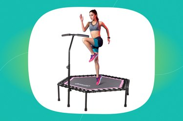 "Newan 48"" Fitness Trampoline"