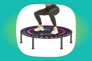 Darchen Mini Trampoline for Adults