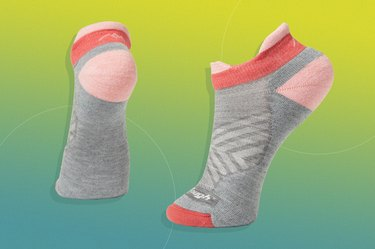 Darn Tough Vertex No Show Tab Ultra-Light Cushion Sock