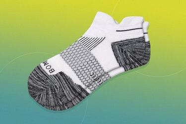 Bombas Performance Running Ankle Sock