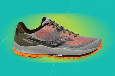 Saucony Peregrine 11 Trail Running Shoe