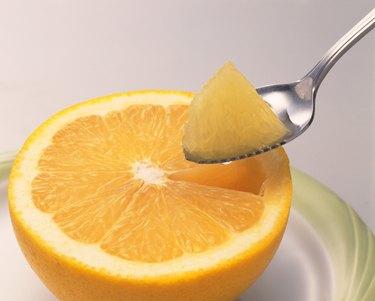 Orange, Close Up