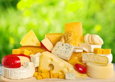 Cheese, Dairy Product, Variation