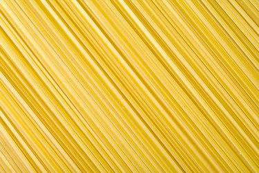 Close-up of dry pasta