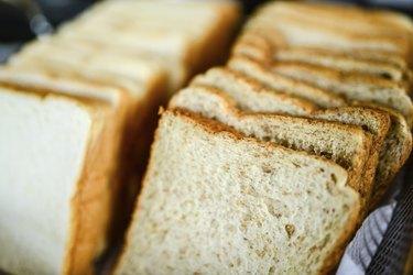 Rows of Bread