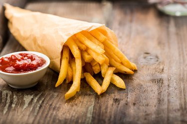 French fries and other fatty, greasy foods indigestion symptoms