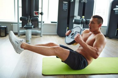 How Can You Avoid Getting Square Obliques?