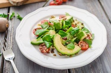 Avocadon salad