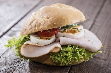 Fresh made Chicken Sandwich