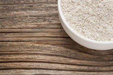 whole grain rice flour