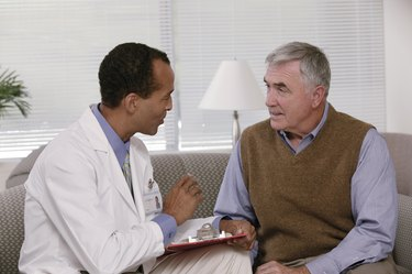 Patient doctor consultation