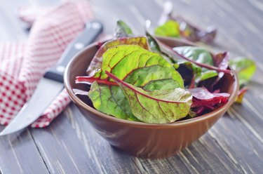 swiss salad