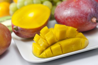 Mango and fruits