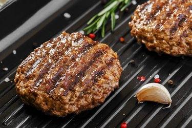 burger grill pan