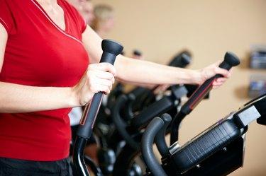 crosstraining in gym