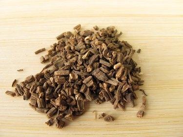 Valerian root, Valerianae radix