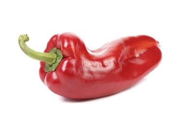 Red bell pepper.