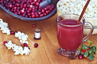 Cranberry drink