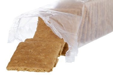 image of graham crackers