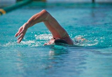 Freestyle Swim Race