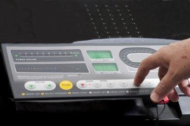 Treadmill Controls