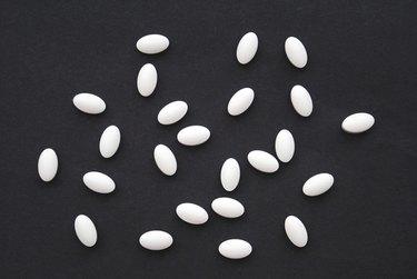 Medicine. pill. tablet.