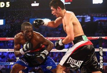 Terrence Crawford vs Alenjandro Sanabria